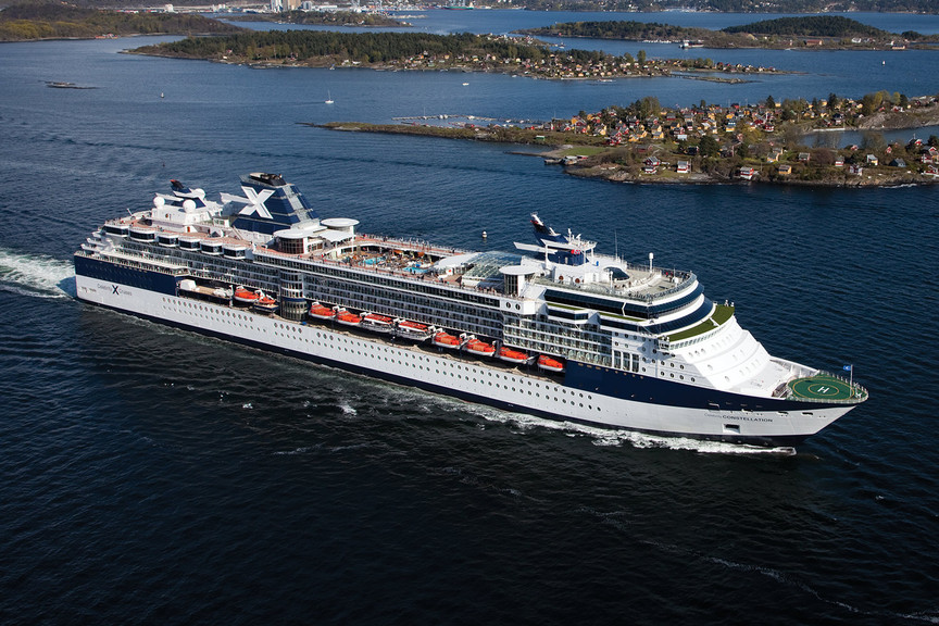 Celebrity Constellation to be redeployed from Dubai to Tampa Bay for winter 2020