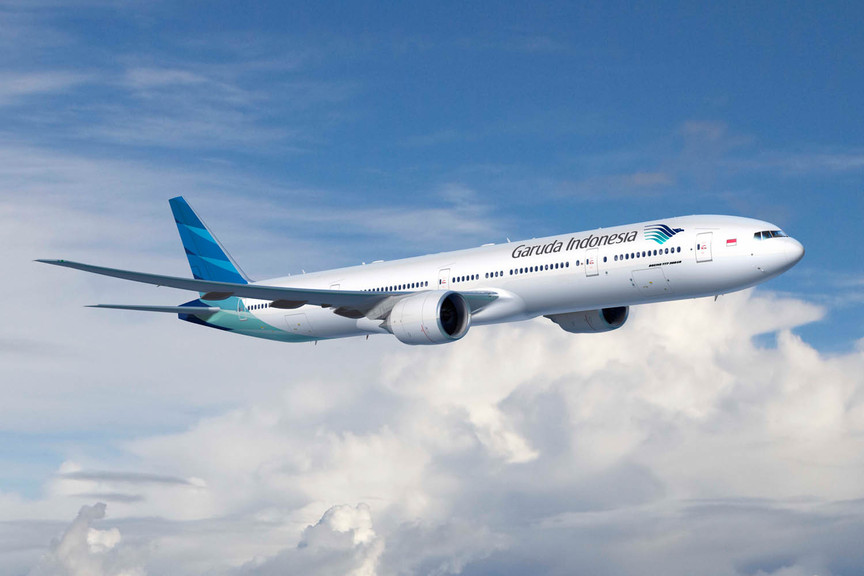 Garuda switches non-stop Heathrow-Jakarta service to Bali