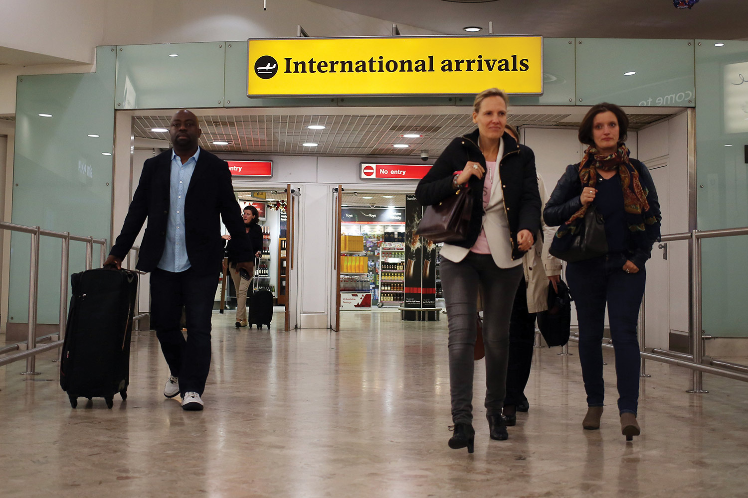 Ebola fear factor playing a part in latest travel share slump