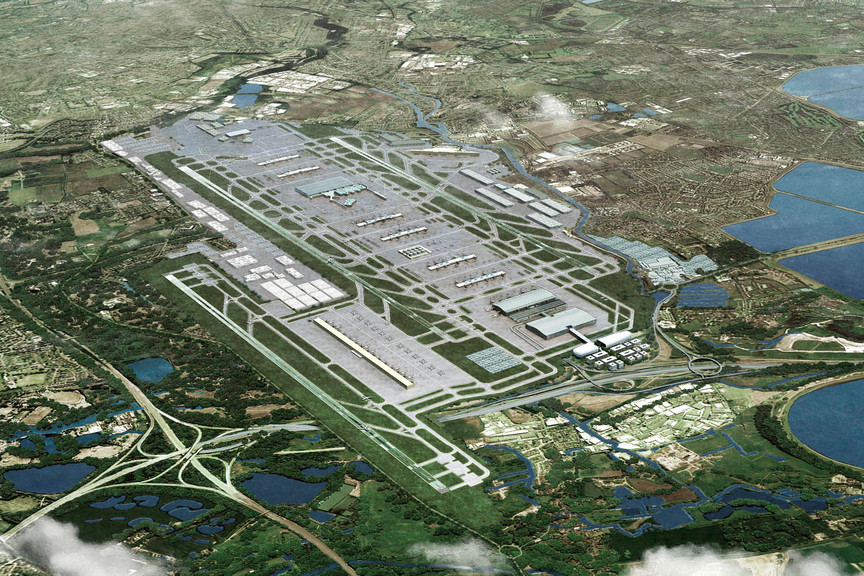 'Get on with Heathrow expansion', urges key advisor