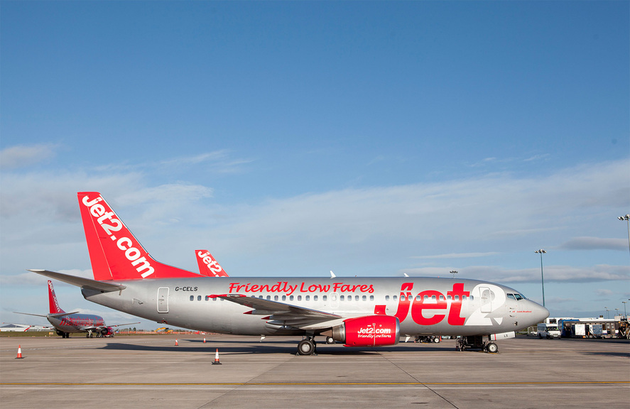 Jet2.com rules out scheduled US services