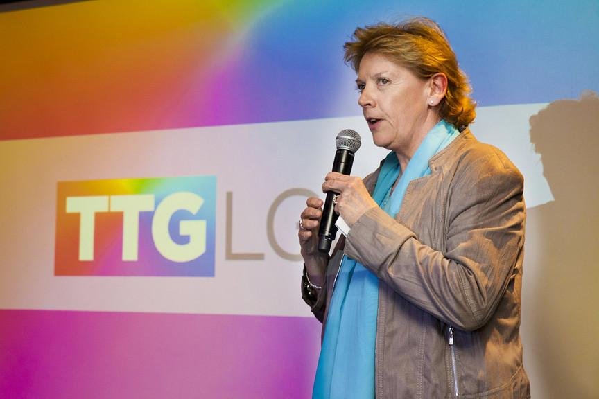 Jo Rzymowska shortlisted for Top 10 LGBT+ list Inspirational Leaders award