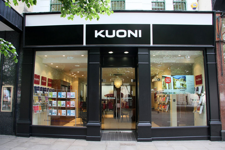 Kuoni announces store and concession closures
