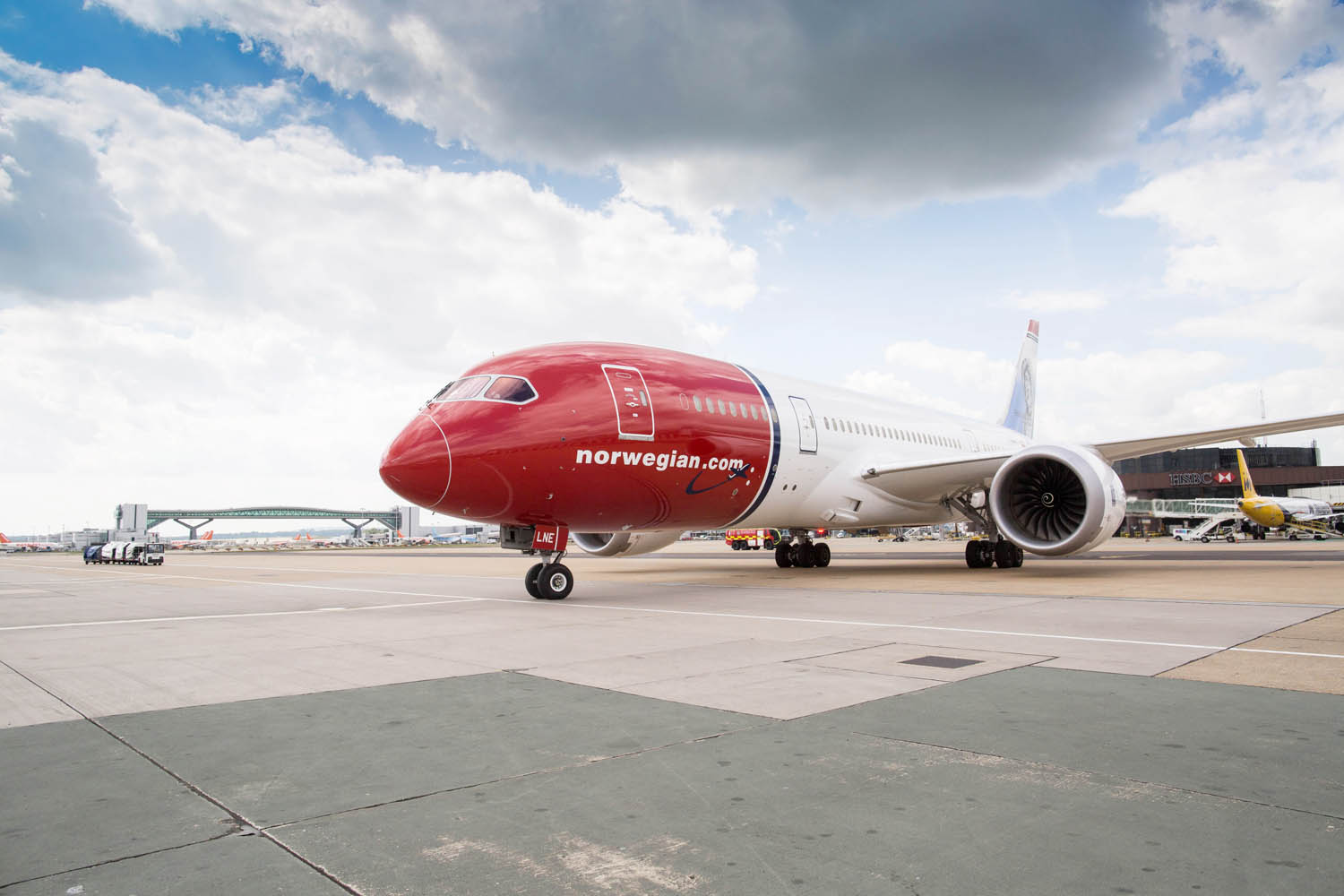 US unions clamp down on new Norwegian airline transatlantic bid