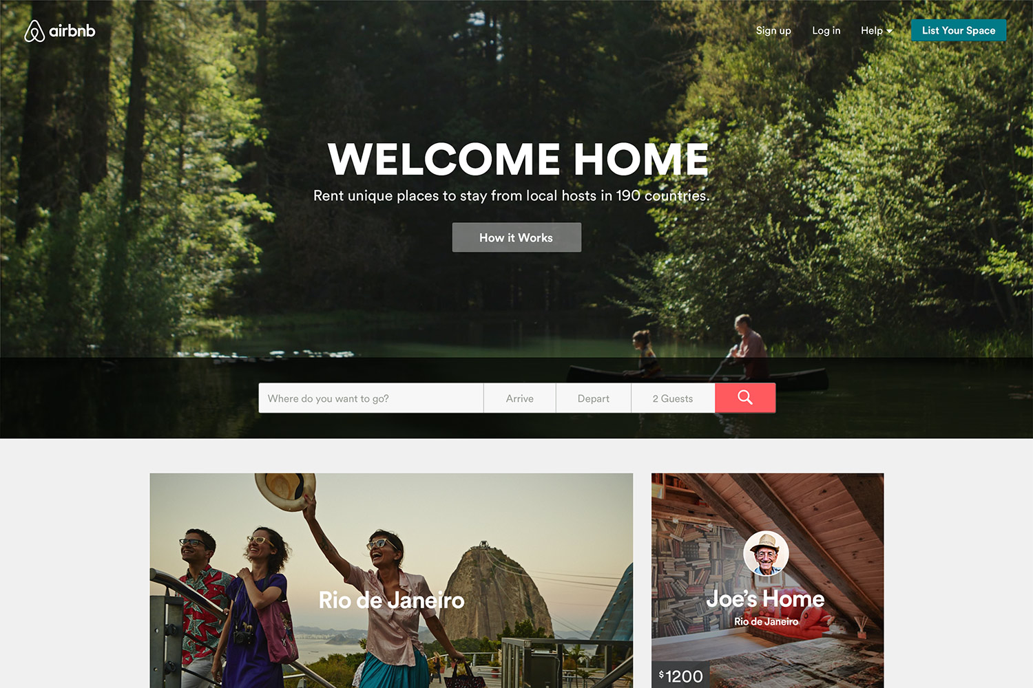 STA Travel partners with Airbnb