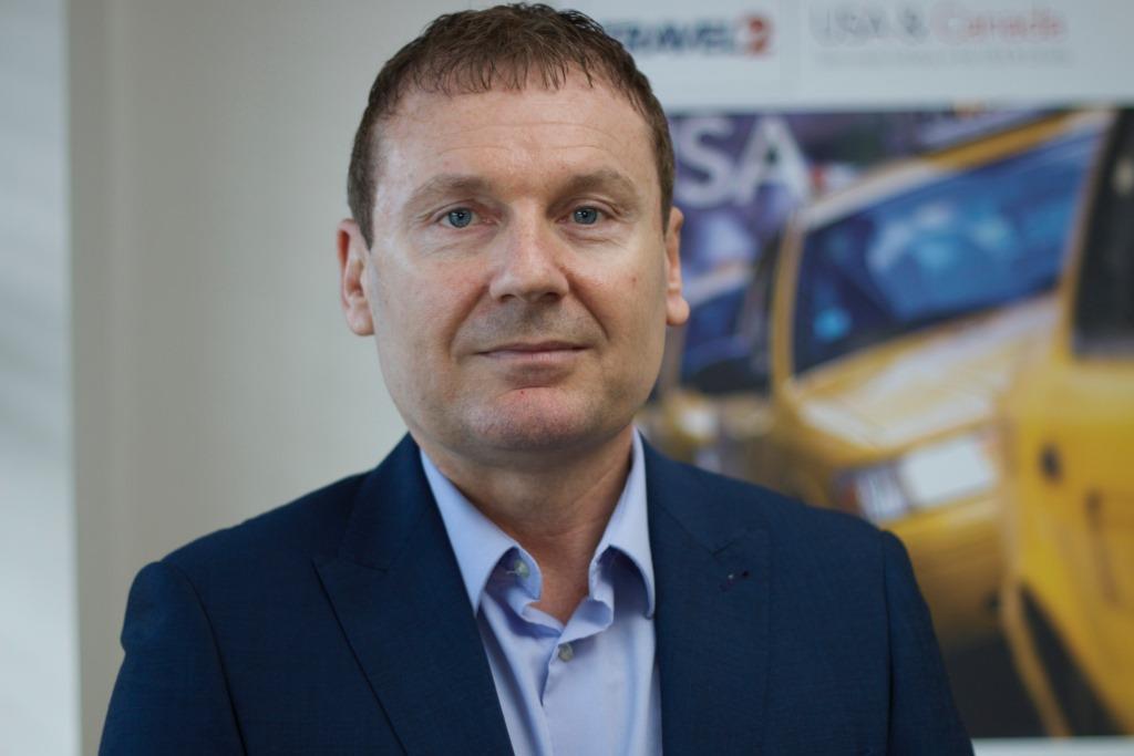 Andrew Botterill (Stella Travel Services UK)
