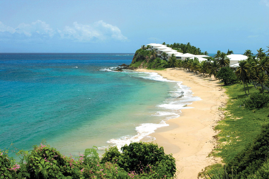 Antigua - Curtain Bluff