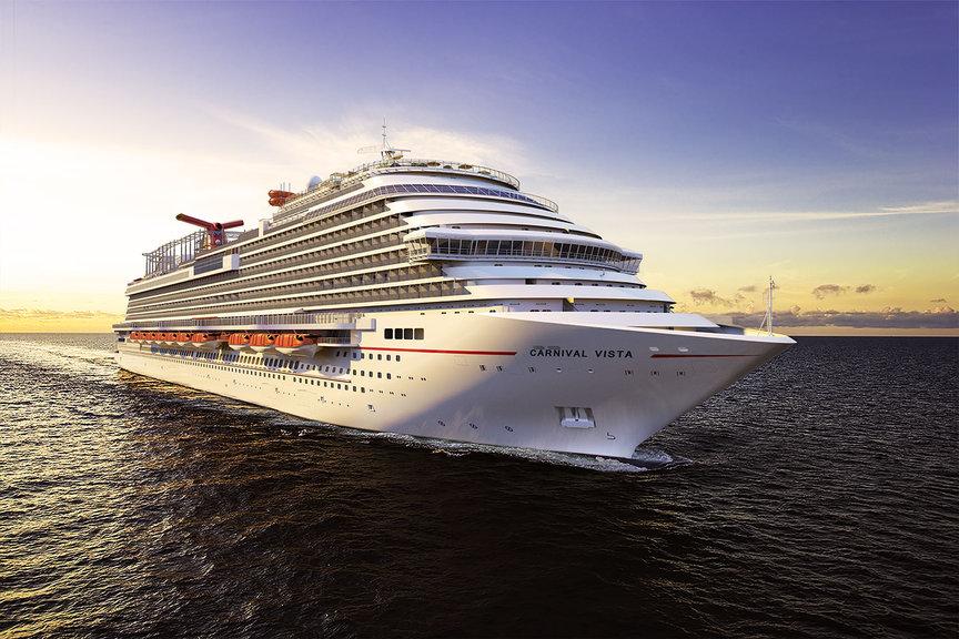 Carnival Cruise Line opens new Vista