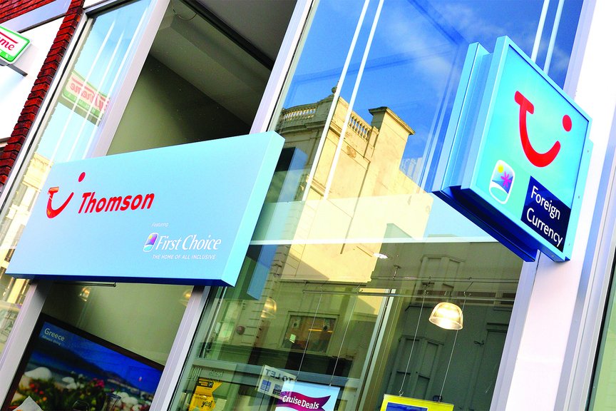 Tui confirms plans to ditch Thomson and First Choice brands