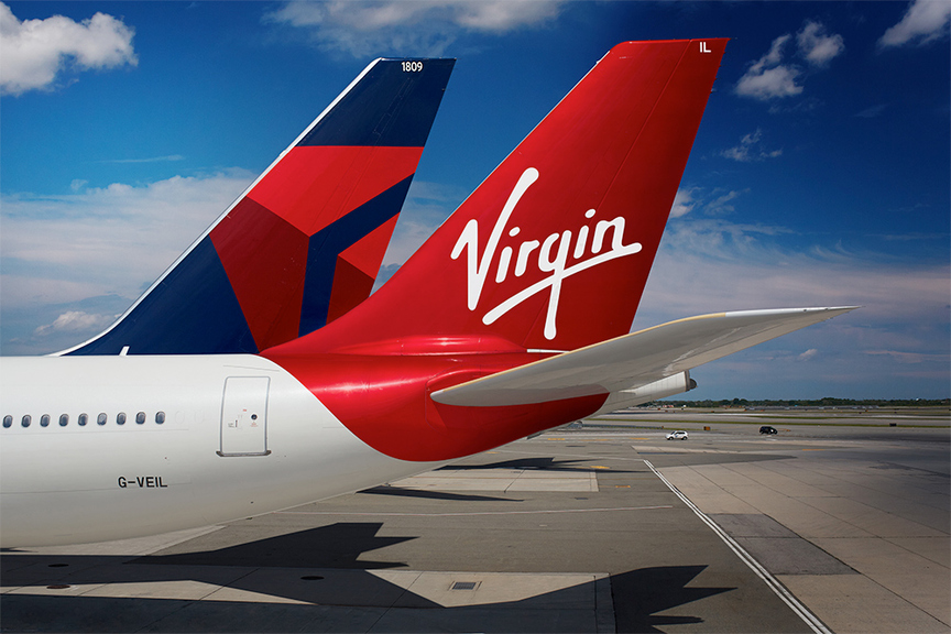 Virgin Atlantic and Delta to expand transatlantic network