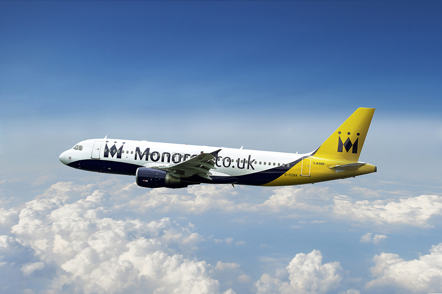 Monarch launches new trade website