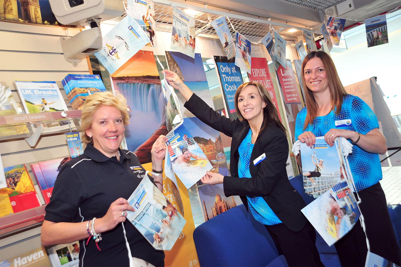TTG joins Jo Rzymowska on Royal Caribbean's global sales blitz day