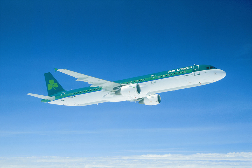 Aer Lingus launches largest winter schedule