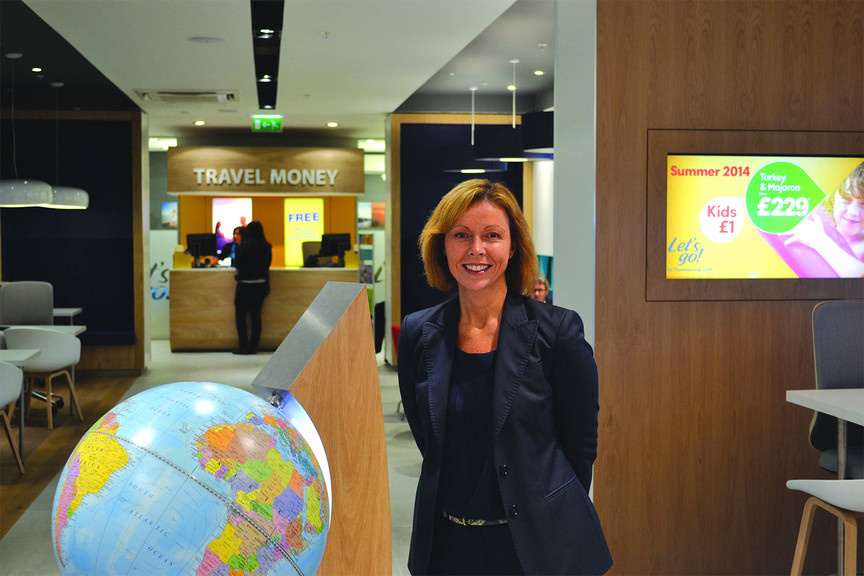 Former Thomas Cook retail chief takes up airport role