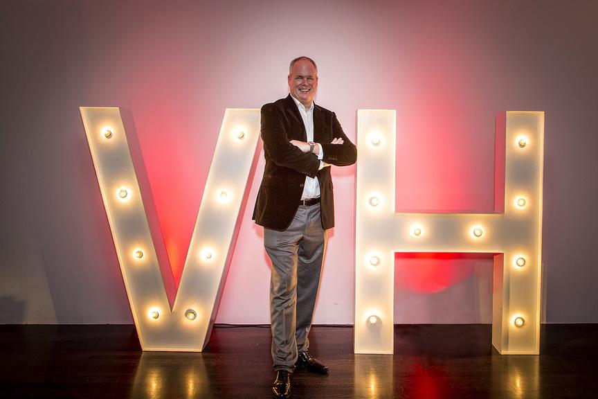 Virgin Holidays managing director Mark Anderson