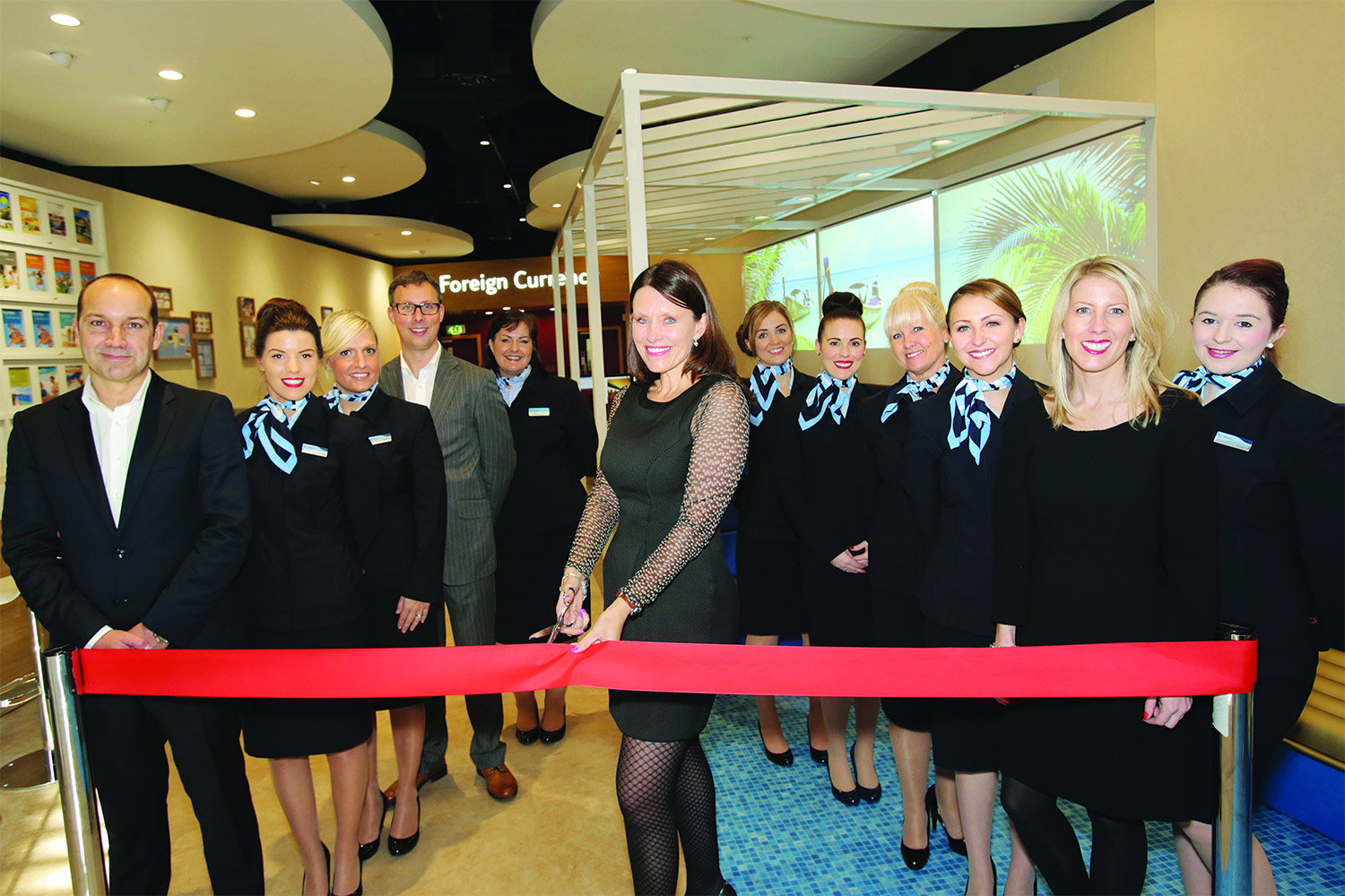 Thomson opens first 'next generation' store