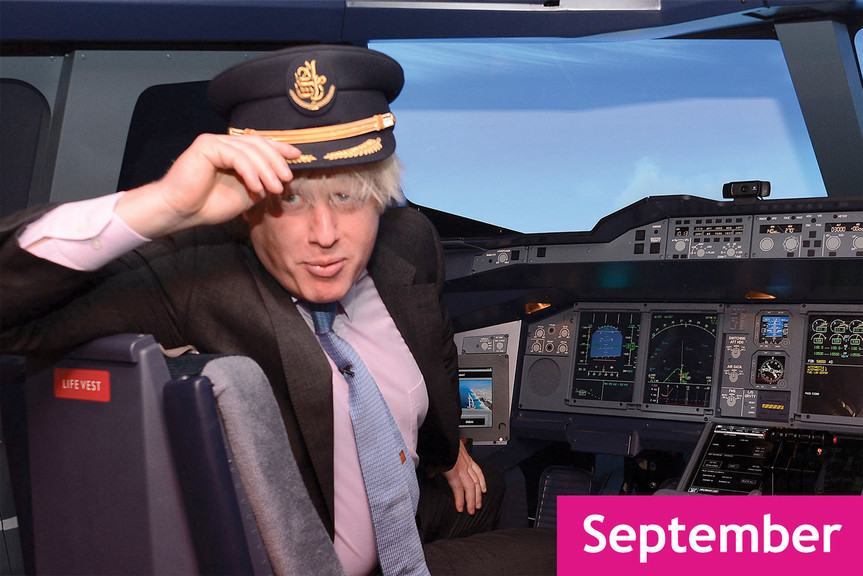 Boris Johnson hints at U-turn on anti-Heathrow expansion pledge
