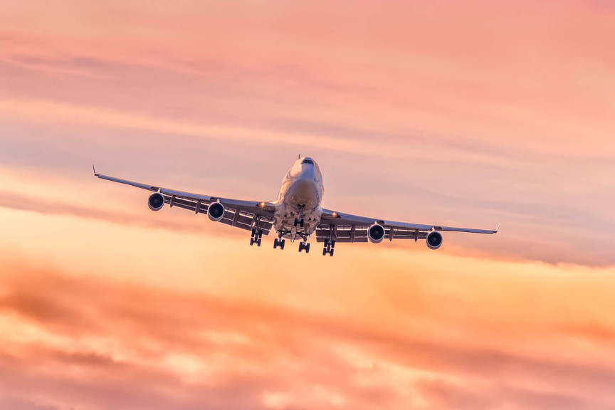 Boeing 747 (stock)