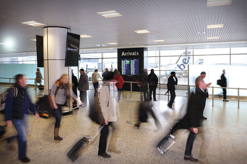 Birmingham airport secures new routes to China