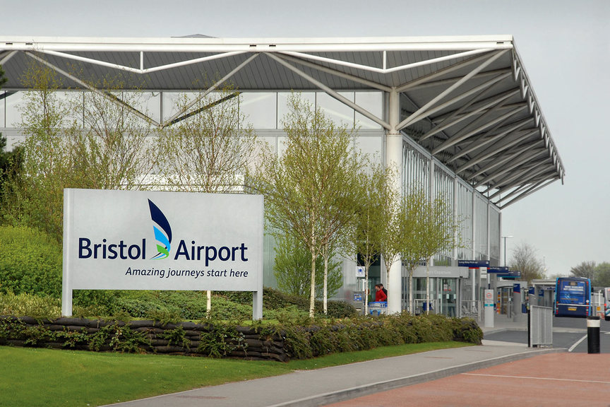 Bristol airport powers down information screens during cyber attack