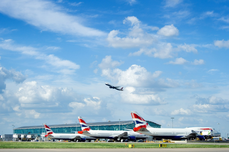 Heathrow - BA at T5