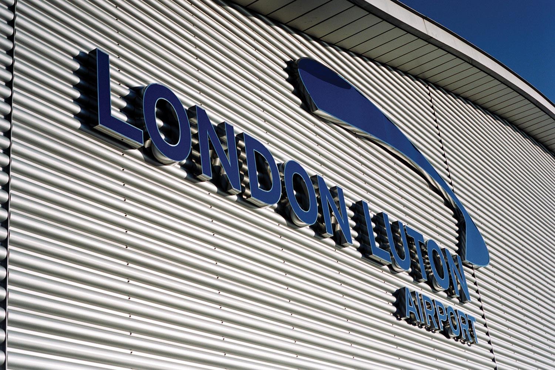 Luton airport enjoys record summer