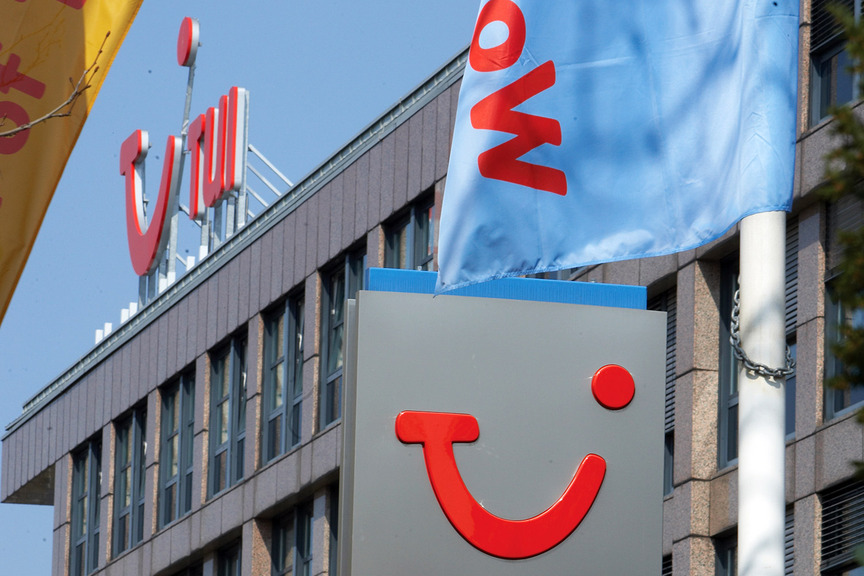 Tui Group confirms €293m hit from Max grounding so far