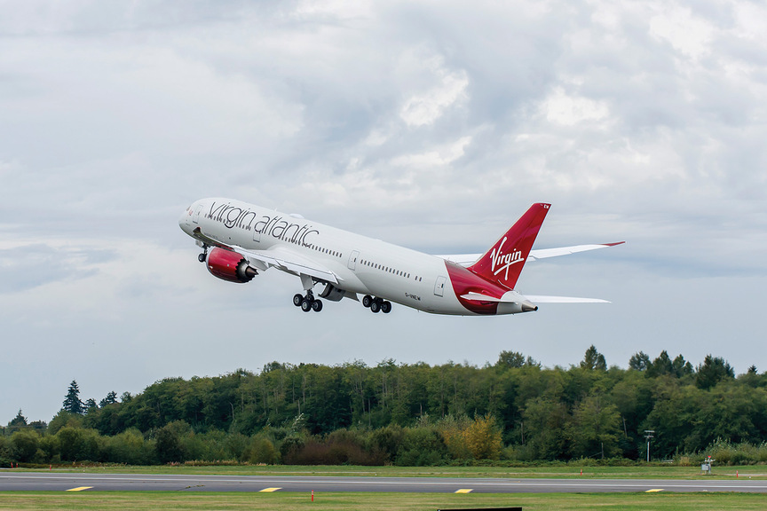 Virgin Atlantic: 'Now is the time to push for sustainability'