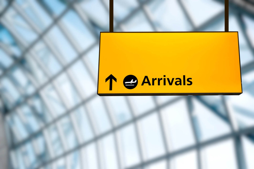 The UK's quarantine on arrival policy will come into effect on 8 June
