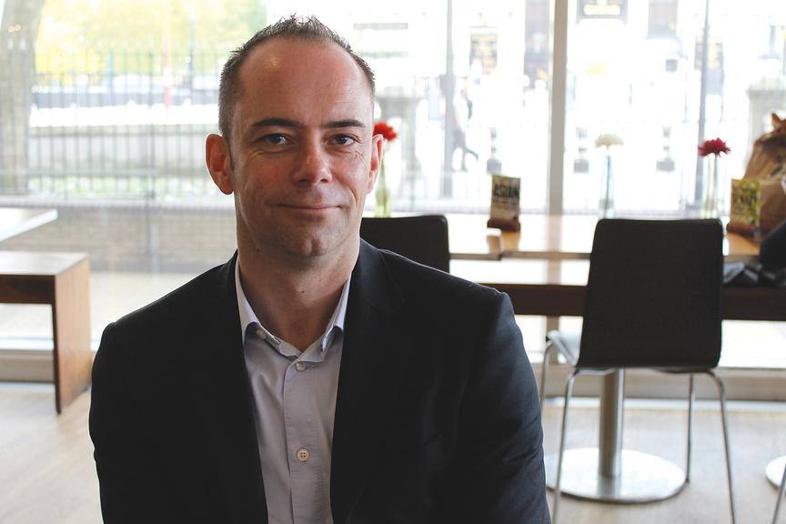 Chris Wright, managing director, Sunvil