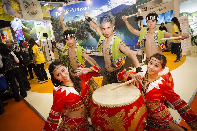 WTM 2014 - Taiwan