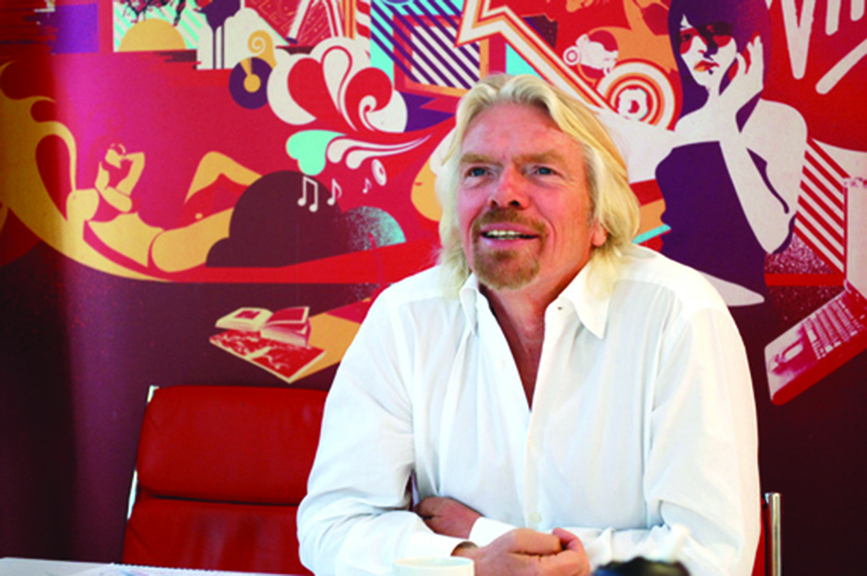 Richard Branson opts to retain control of Virgin Atlantic