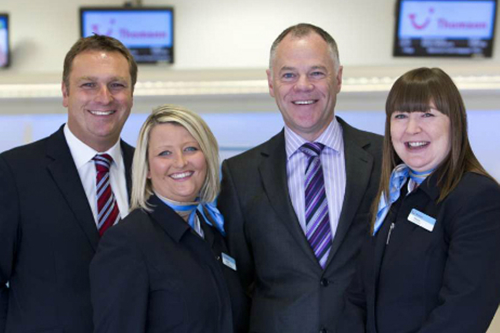 TTG - Travel industry news - TTG spends a day training with