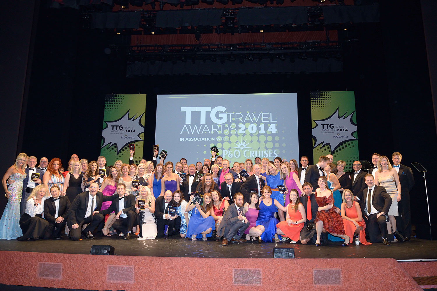TTG Travel Awards 2014 - all the winners