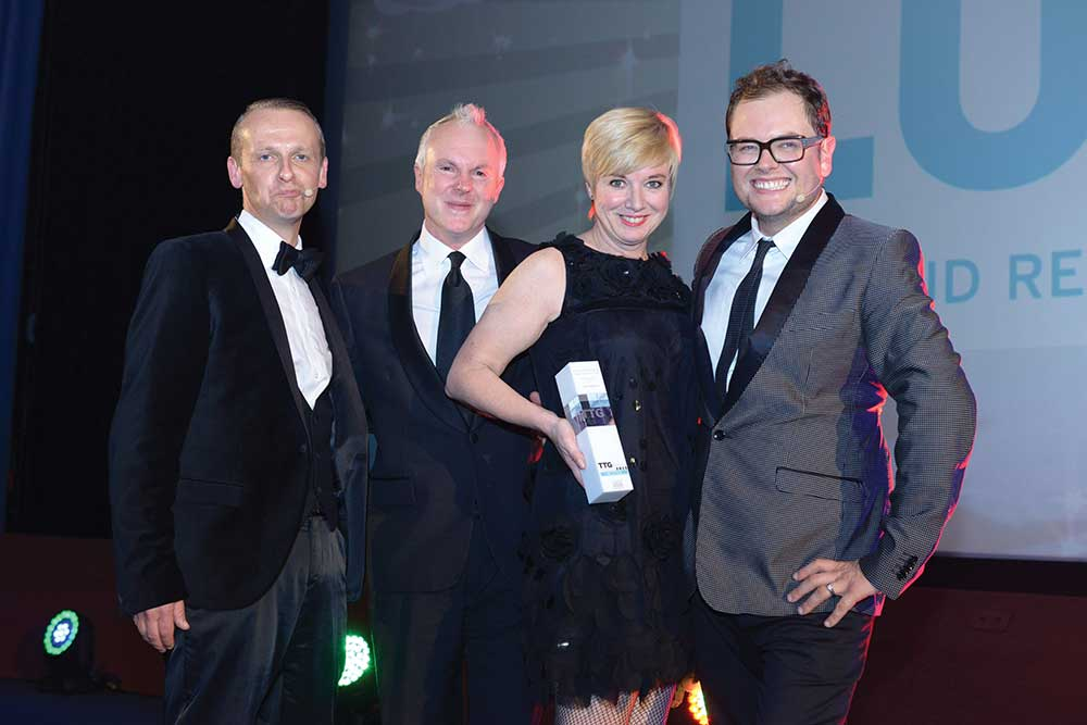 Luxury Hotel & Resort Operator of the Year - LUX* Resorts