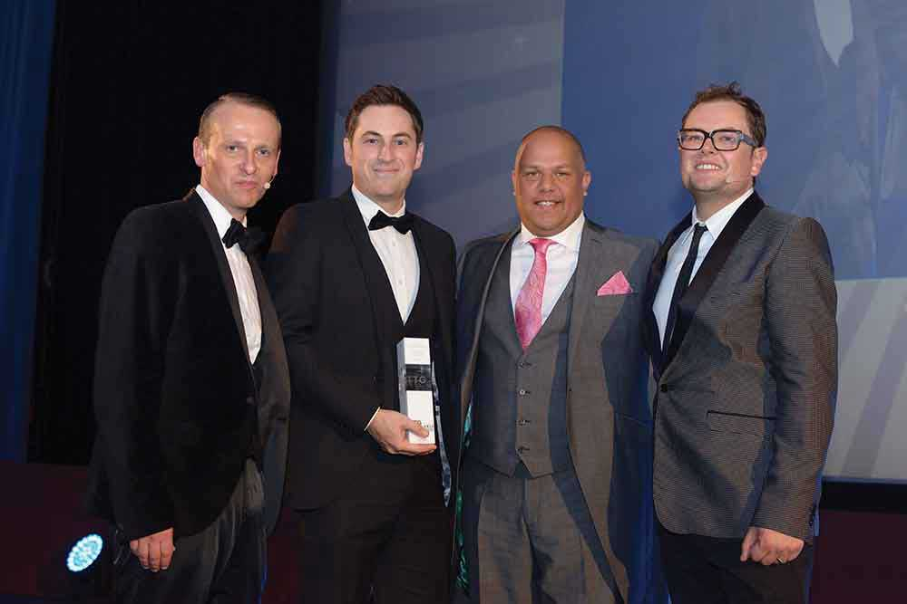 Luxury Tour Operator of the Year - Carrier