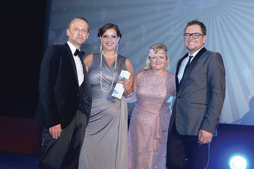 Luxury Travel Agent of the Year