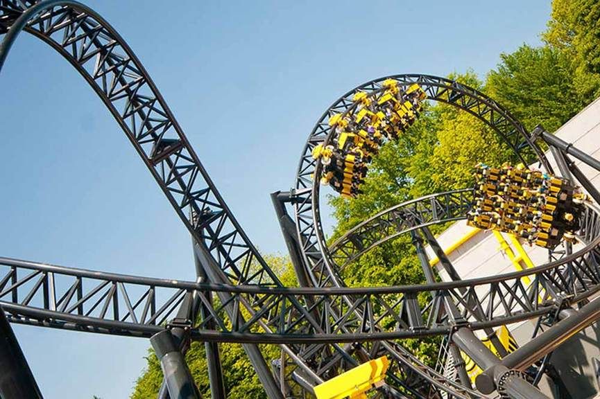 Alton Towers to shed up to 190 jobs