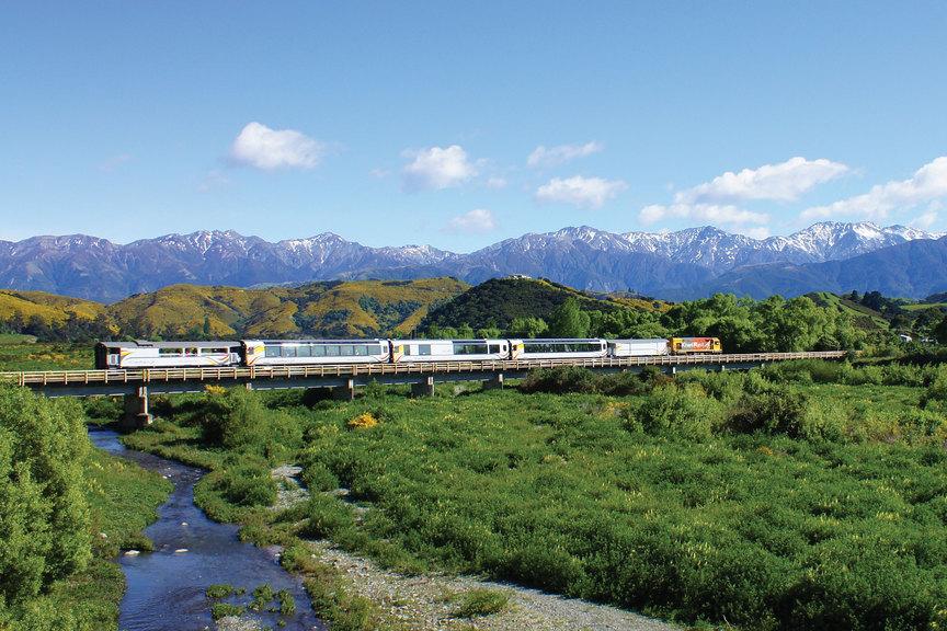 Seven secret rail journeys to wow your clients