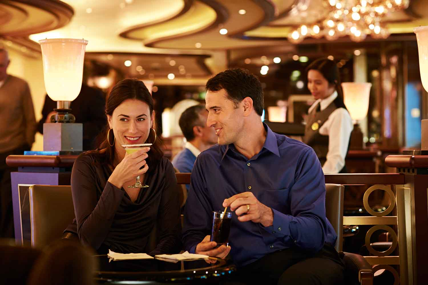 Ttg news the ttg guide to cruise line dress codes for Table 52 brunch dress code