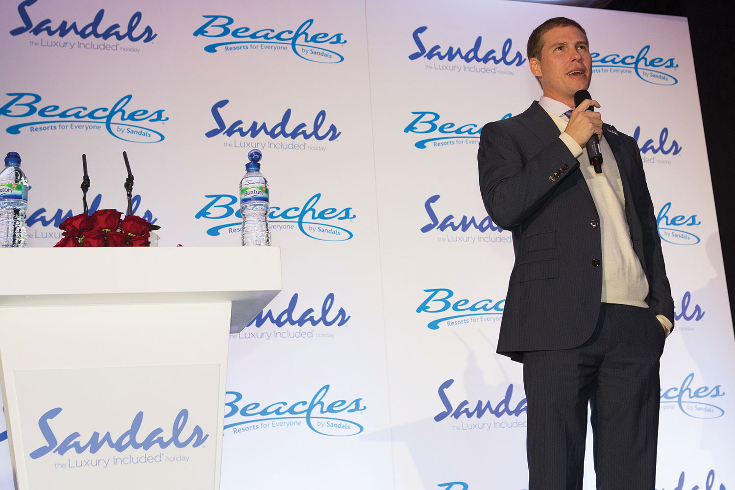 Interview: Adam Stewart on keeping Sandals at the top of its game