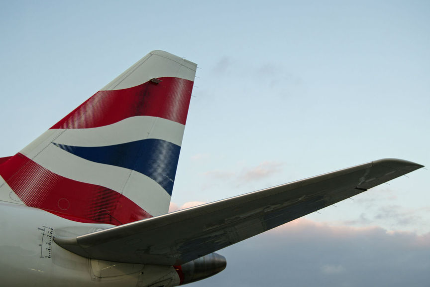 'Don't rock the plane' BA passengers warned after emergency landing