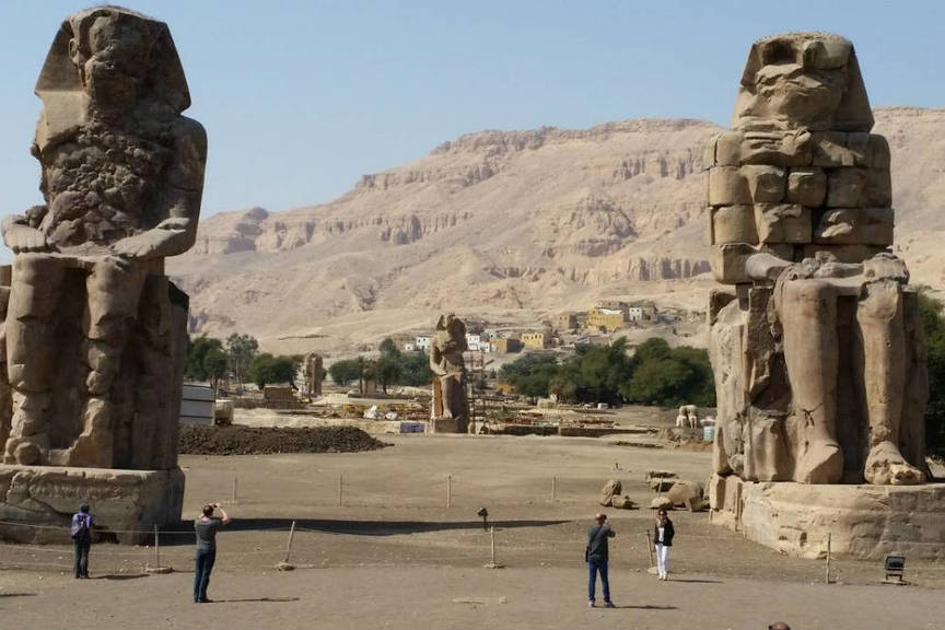 Seabourn Ovation's Safaga port call will allow a day trip to Luxor