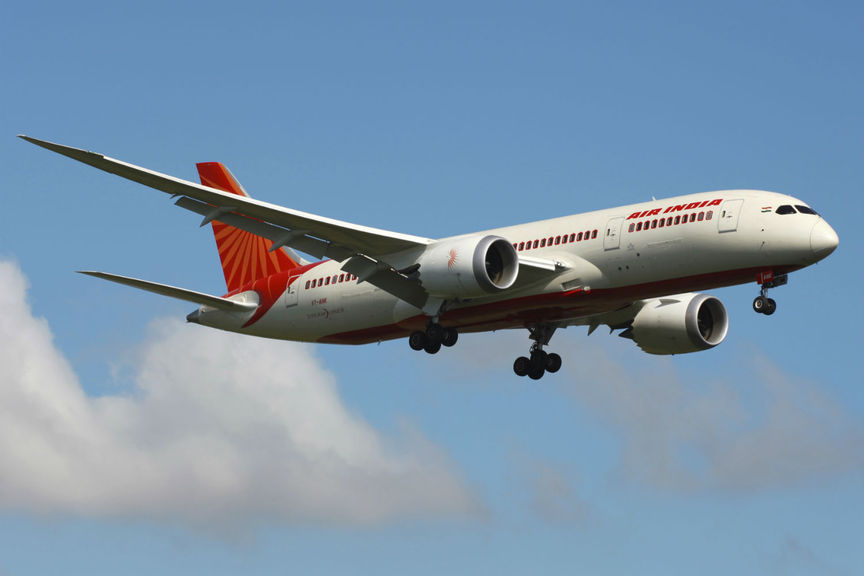 Air India to launch Stansted-Amritsar route