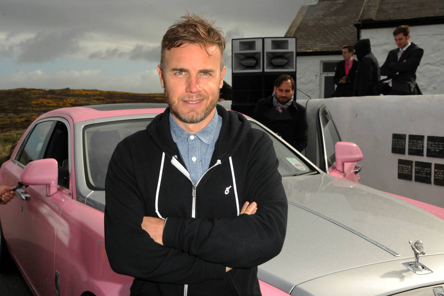 Interview: Gary Barlow on Broadway, US road trips and using an agent