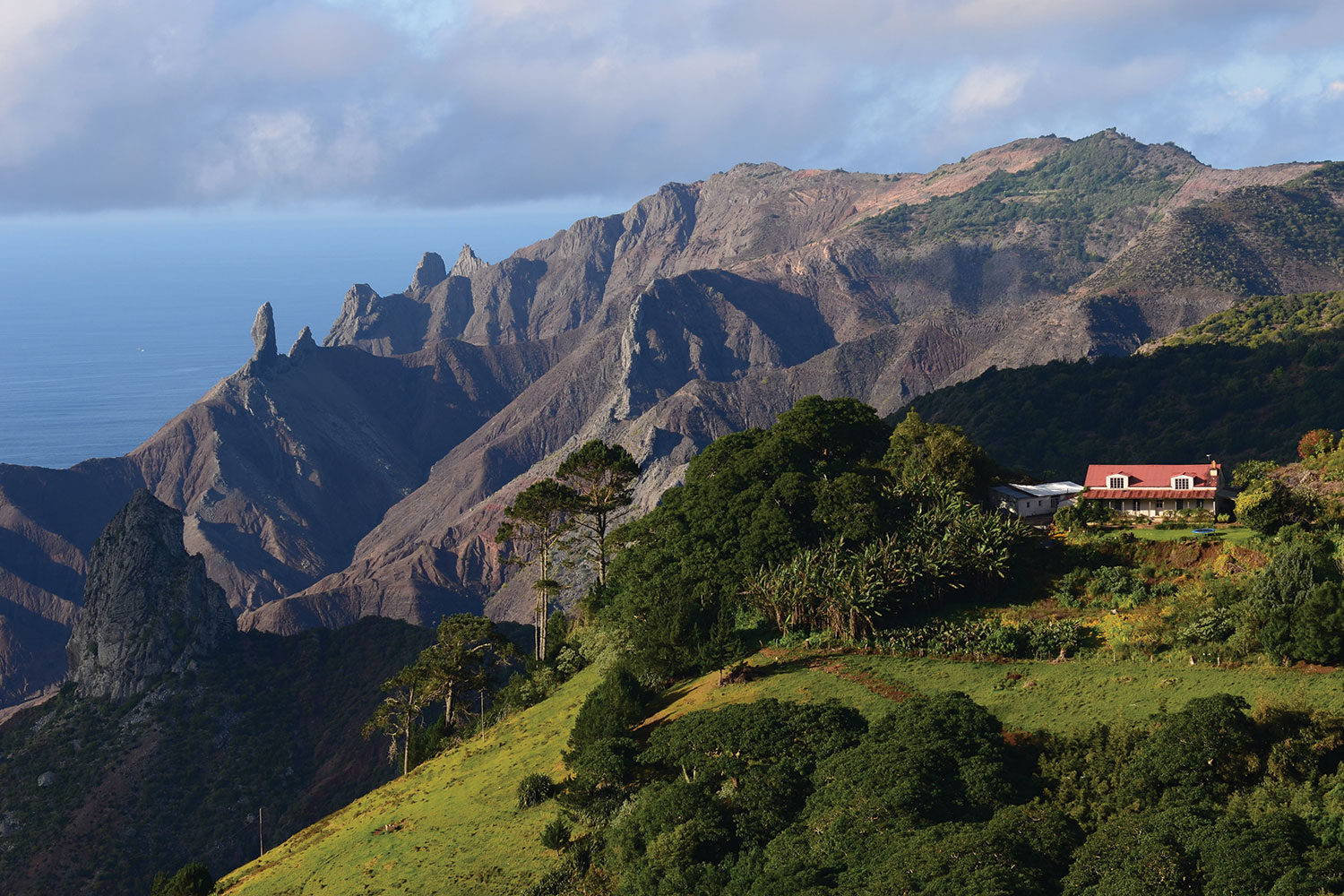 The rugged and remote island that's about to get much more accessible