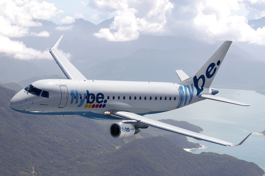IAG lodges EU complaint about Flybe rescue