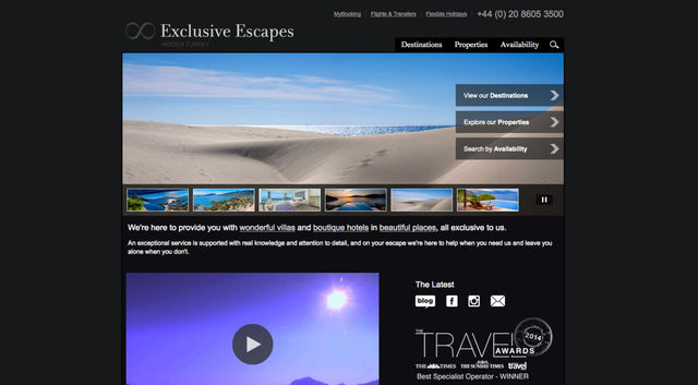 Exclusive Escapes ceases trading
