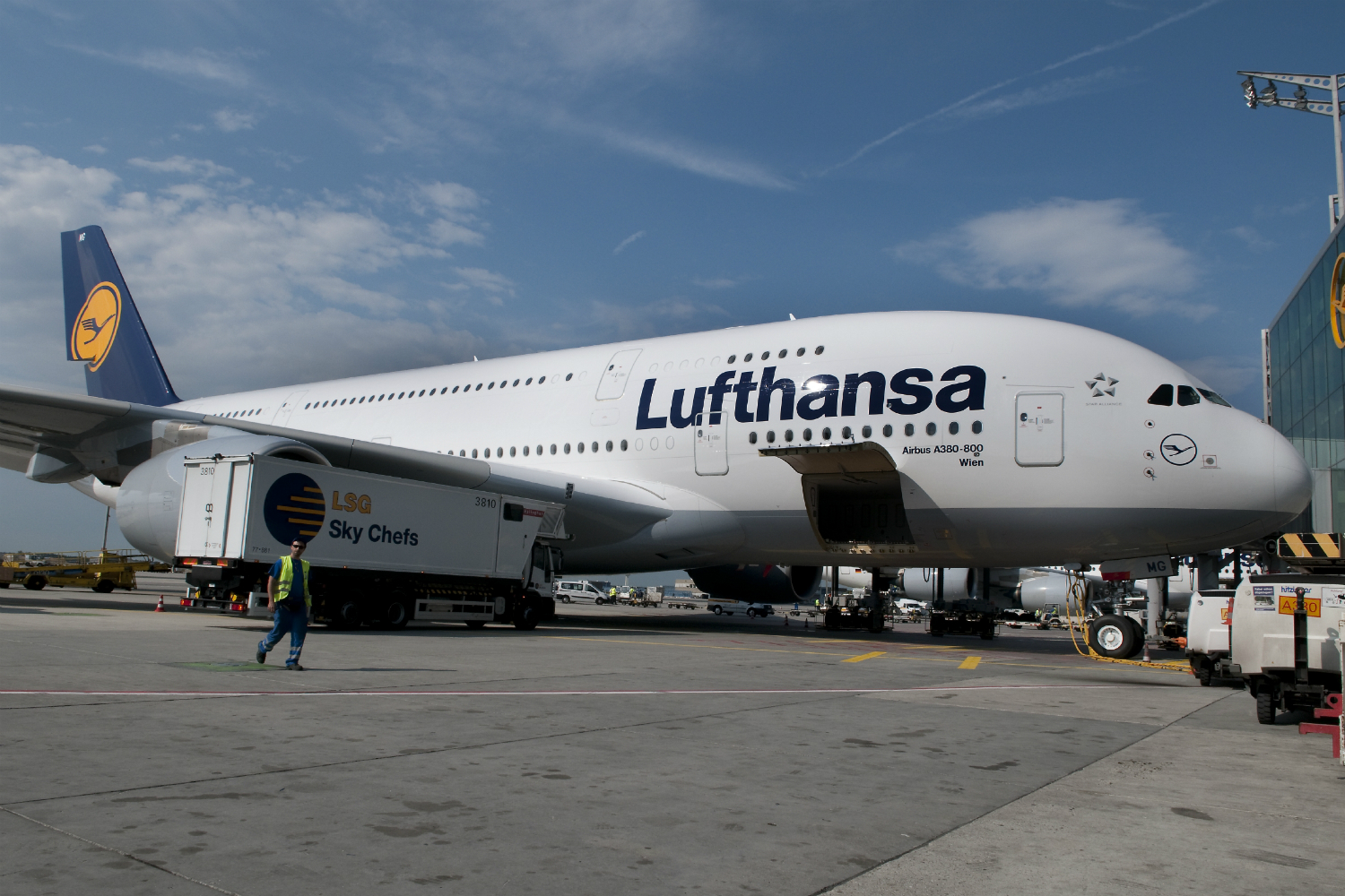 SPAA condemns Lufthansa's €16 booking charge