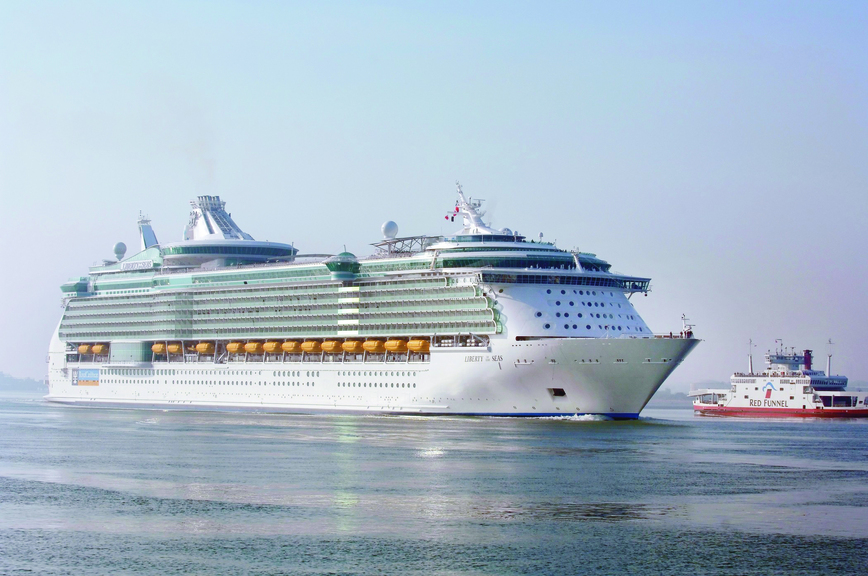 Royal Caribbean UK boss: Safety of guests is our priority at all times